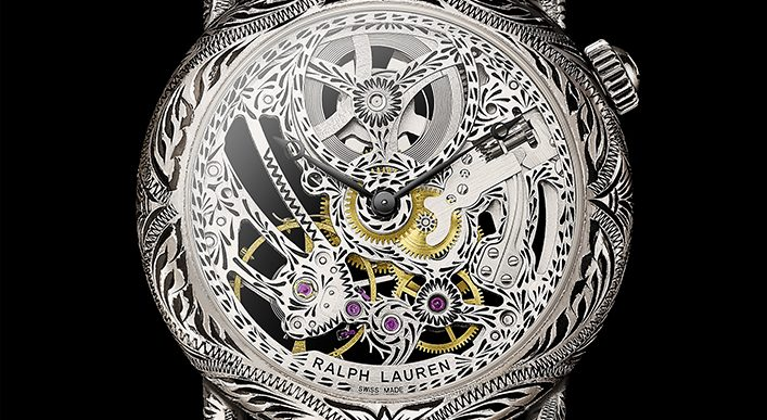 Ralph Lauren American Western Watch Collection Conjures Wild West Imagery