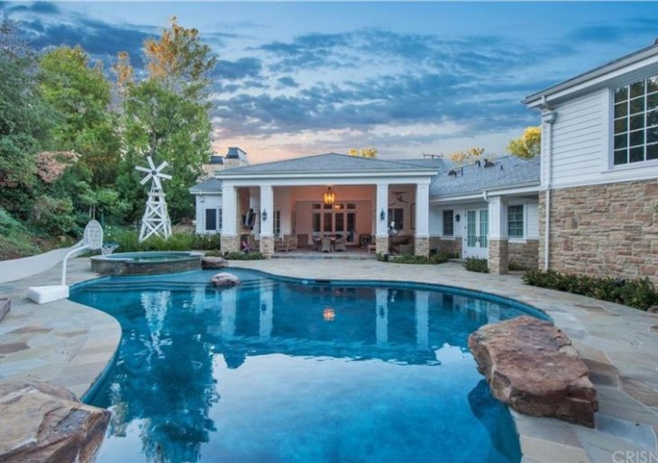 NBA Champion and Olympic Gold Medalist Tyson Chandler Offering Hidden Hills Home for Sale at $7.5M or Rent at $75K/Month