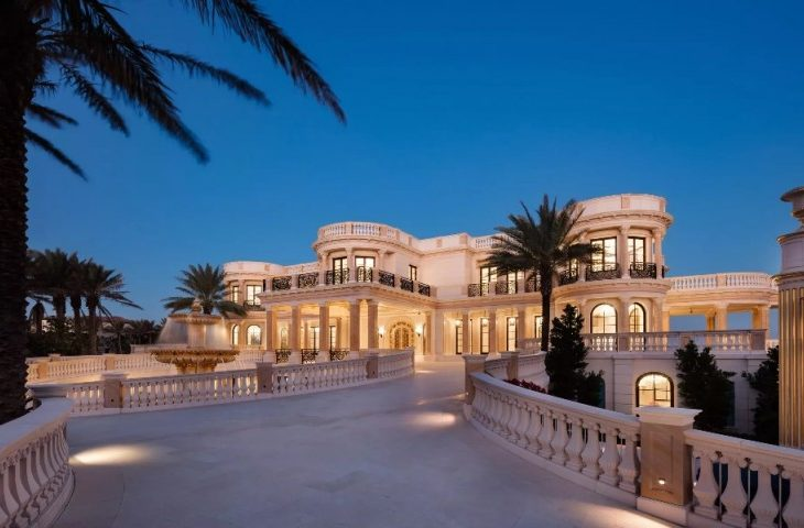 $159M South Florida Palace to Be Auctioned With No Reserve