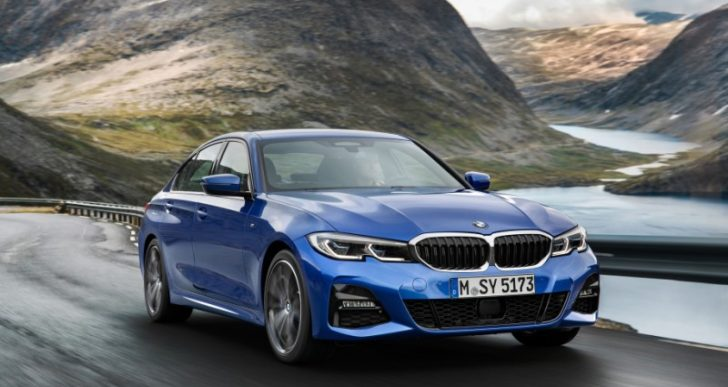 All-New 2019 BMW 3-Series Delivers Bolder Look, Sportier Attitude