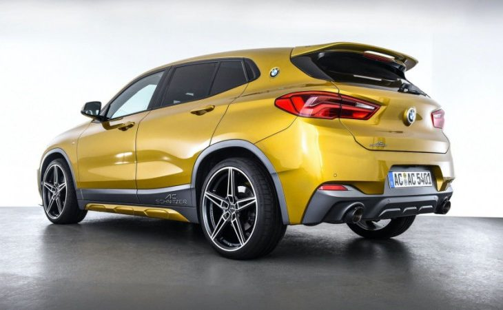 AC Schnitzer Gives BMW X2 a Sporty Makeover