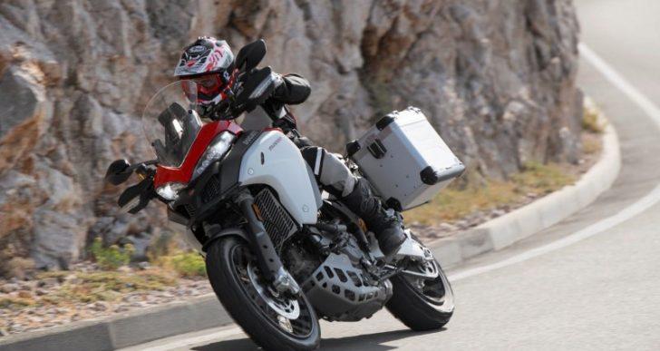 Ducati Multistrada 1260 Enduro Is Ready for Serious Adventure