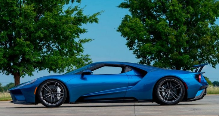 John Cena's Ford GT Sells Again, This Time at a Loss After Fetching Only $1.3M