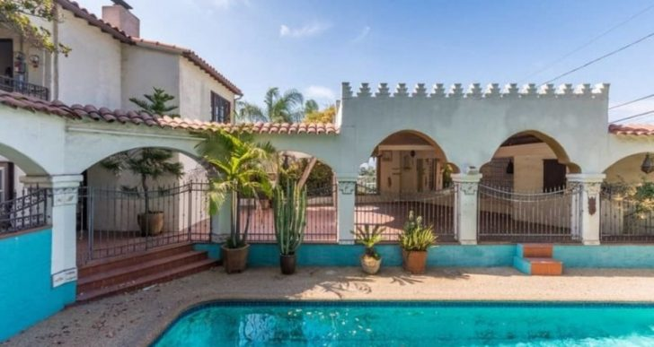 Leonardo DiCaprio Lists L.A. Property With Spanish-Hacienda Character for $1.75M