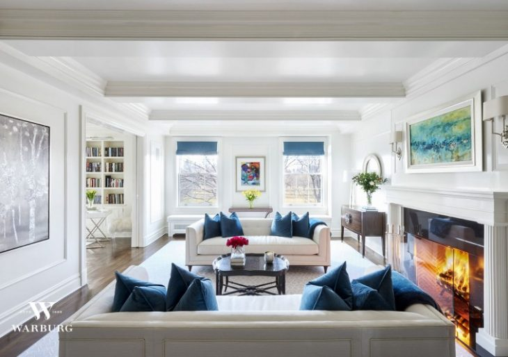 News Anchor Trish Regan Takes $5.6M for Tastefully Renovated Manhattan Co-Op