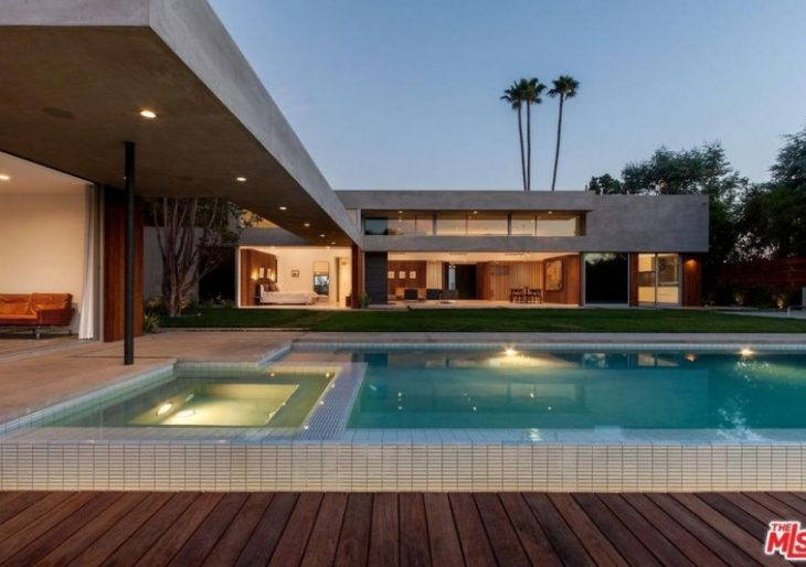 Nick Jonas Will Share This $6.5M Beverly Hills Stunner With Future Wife Priyanka Chopra