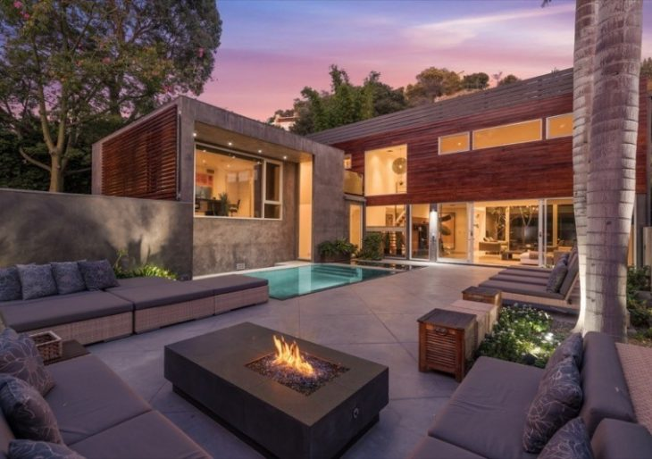 Alex Rodriguez's Stunning Hollywood Hills Home Asking $5.3M After Price Cut