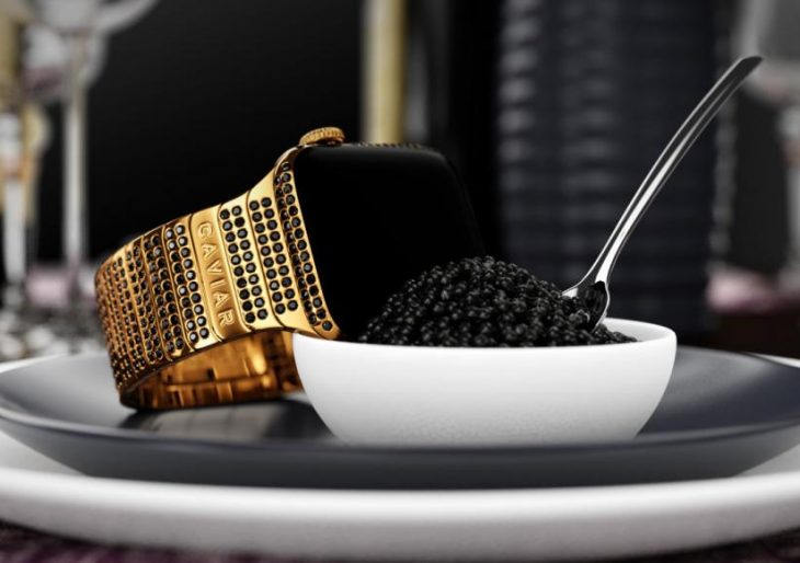 Caviar Shows Off Bespoke Apple Watch Collection Starting at $38K