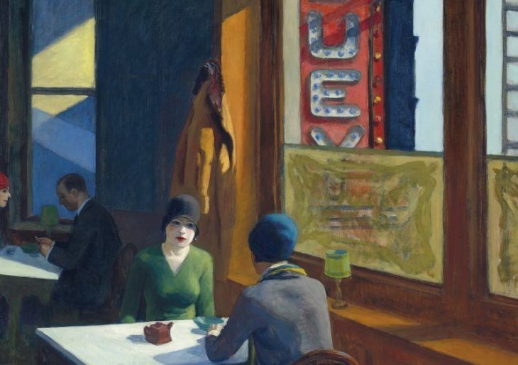 Edward Hopper's 'Chop Suey' Fetches a Record $91.9M at Auction