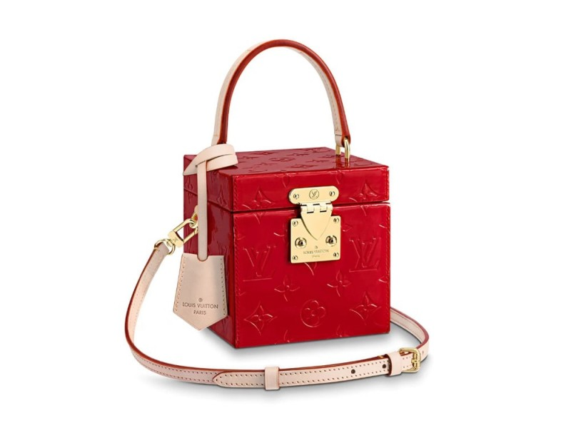 d48cd0f36b3 Louis Vuitton s Bleecker Box Handbag Available in Limited Numbers ...