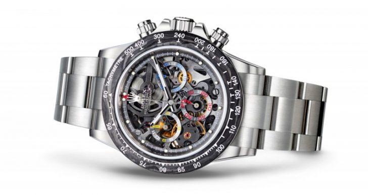 Artisans de Genève Partners With Juan Pablo Montoya for Limited-Edition Rolex Daytona