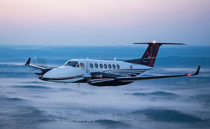 Deliveries of the Special-Edition Beechcraft King Air 350i Expected to Begin in 2019