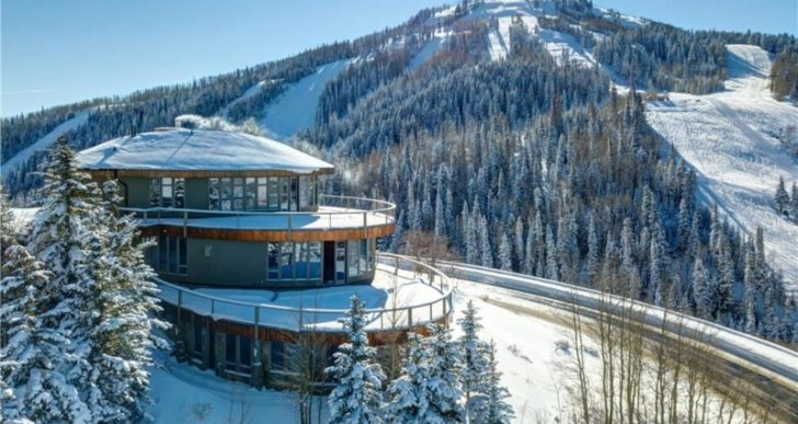 Former ABC News Anchor Charles Gibson Lists Park City Home With Stunning Views for $9.4M