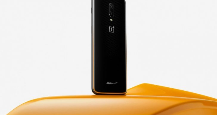 OnePlus 6T McLaren Edition Packs Powerful Specs, Sony Camera