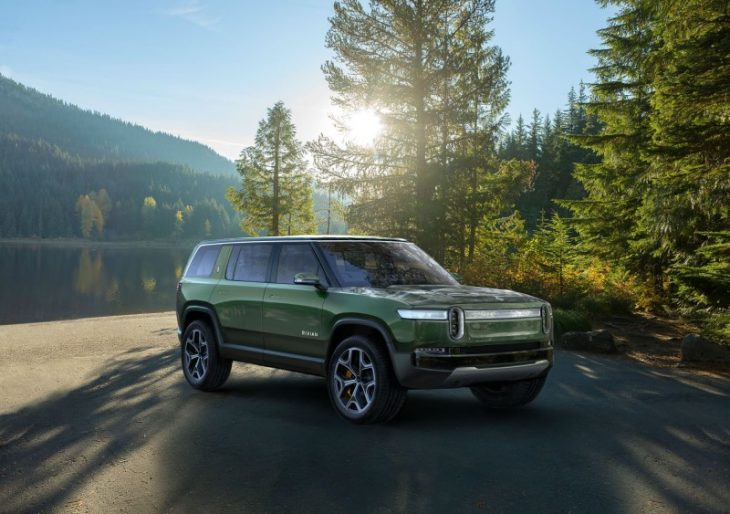Rivian Steals L.A. Auto Show With Tesla-Fighting R1S SUV