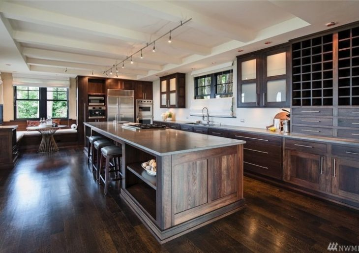 Uber CEO Dara Khosrowshahi Parts Ways With Tasteful Seattle Home for $3.8M
