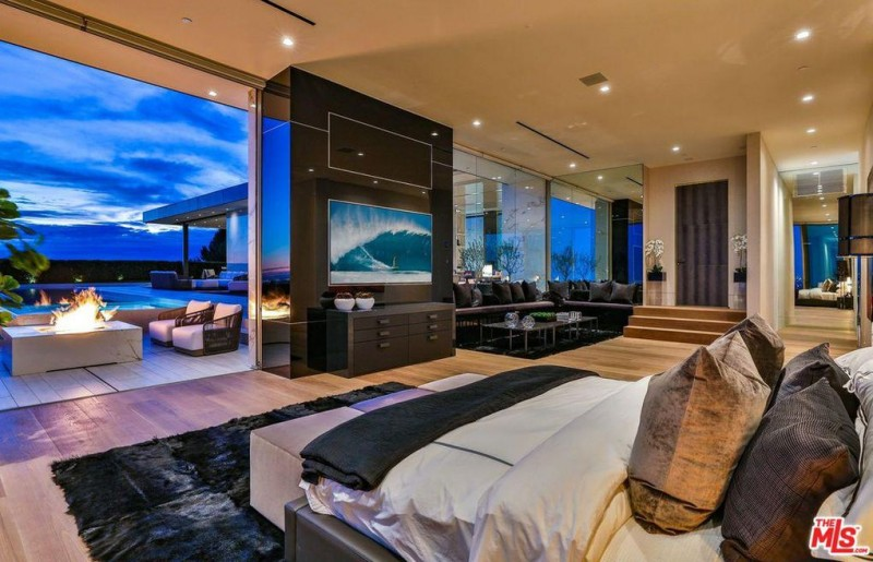 Beverly Hills Exceptionally Luxurious Opus Mansion Tries Again At 68m Down From 100m American Luxury
