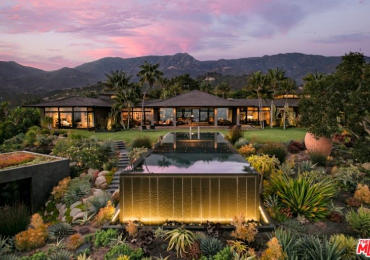 Ellen Picks Up Balinese-Inflected Gem in Montecito for $27M