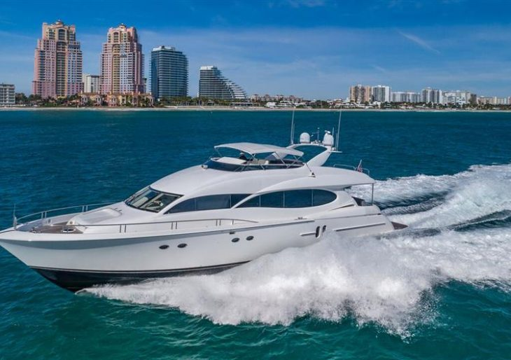 Sweetwater Yacht on the Market at $1.9M After High-End Refit