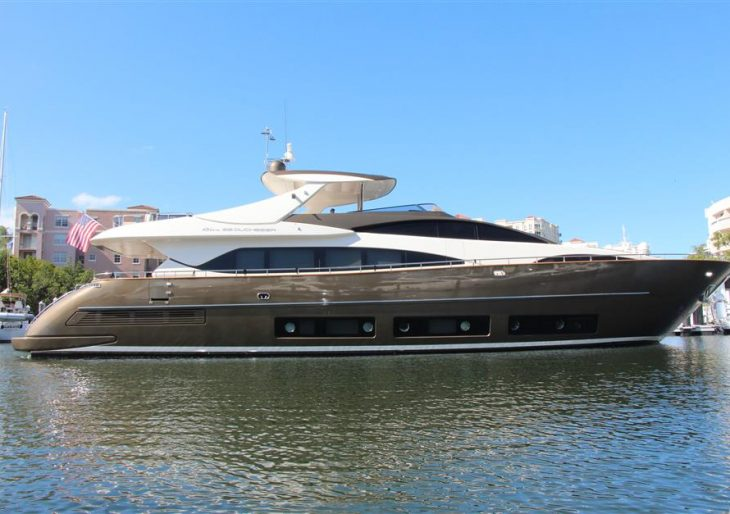 U.S.-Spec Riva Duchessa, the Only One Available in America, Could Be Yours for $3.875M