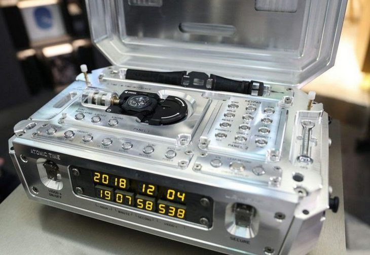 When Every Second Counts: Urwerk Creates Atomic Clock With $2.7M Price Tag