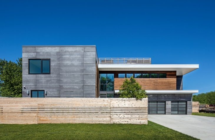 Yin Residence in Omaha by TACK architects
