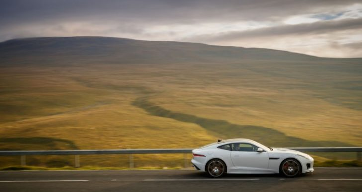2020 Jaguar F-Type Lineup Gets Checkered Flag Limited Edition