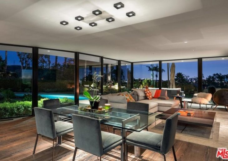 Elon Musk Lists High Modern in L.A. for $4.5M