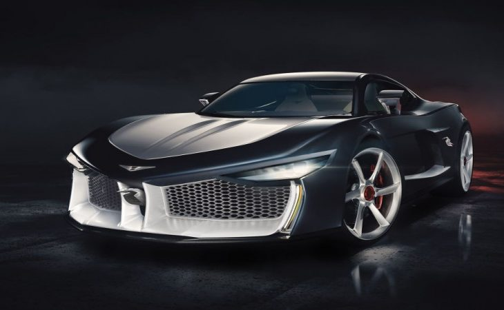 Hispano-Suiza Reboot Shows Off Dramatic 'Maguari HS1 GTC' Hypercar