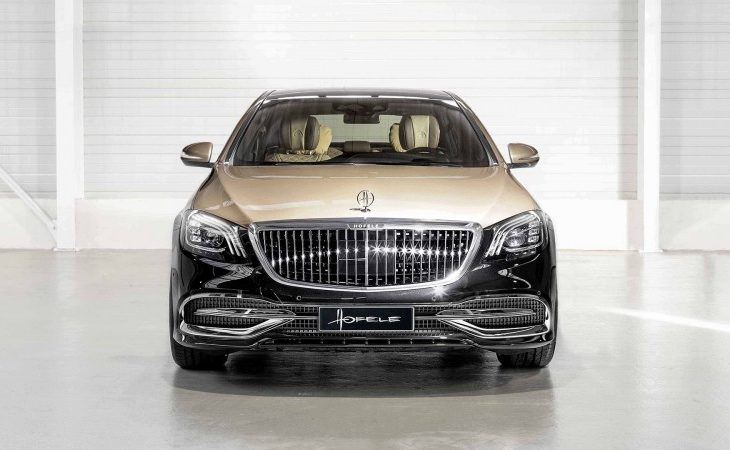 Hofele Shows Off Personalization Know-How With Highly Individual S-Class