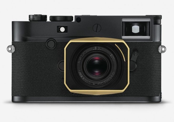 Leica Targets Filmmakers With New M10-P 'ASC 100 Edition'