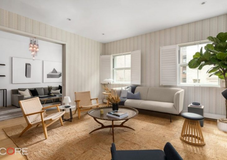 Lucy Liu Parting Ways With Pair of Centrally Located Manhattan Condos