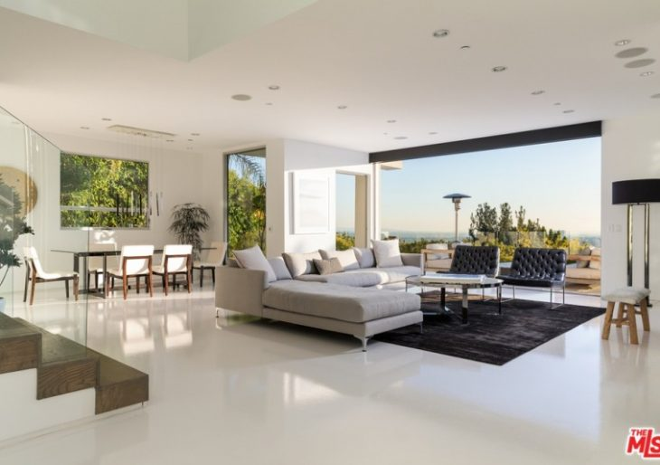 One Direction Star Harry Styles Looking to Break Even on $7M Contemporary in Hollywood Hills
