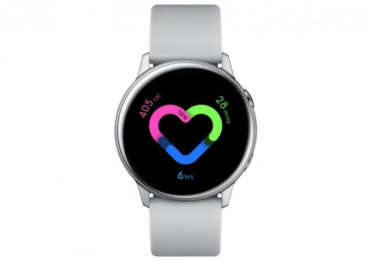 Samsung's New 'Galaxy Watch Active' Can Monitor Blood Pressure