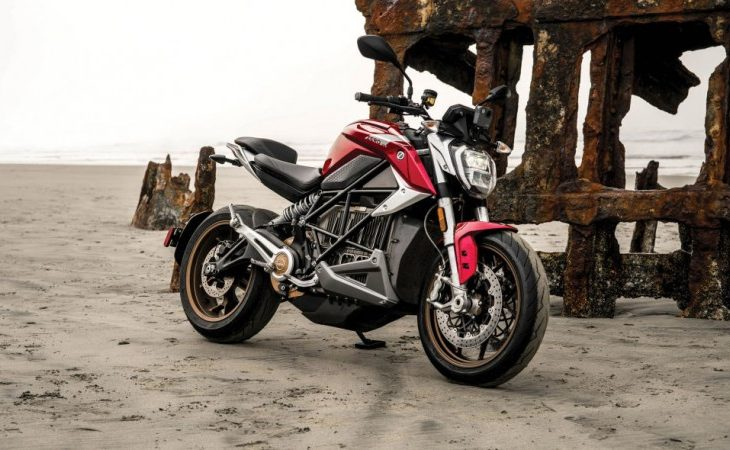 Zero Motorcycles Launches the SR/F—Its Most Advanced Motorcycle Yet
