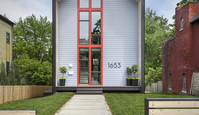 1653 Residence in Kansas City by Studio Build