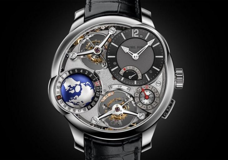 Greubel Forsey Impresses With $820K Quadruple Tourbillon GMT