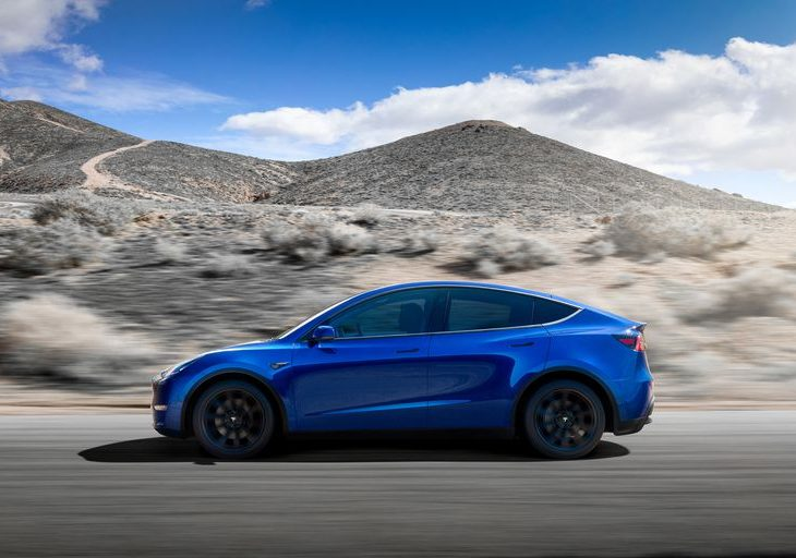 Tesla Hits the Sweet Spot With Model Y Crossover