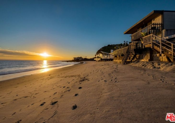 'True Detective' Star Stephen Dorff Lists Malibu Beachfront Home for $8M