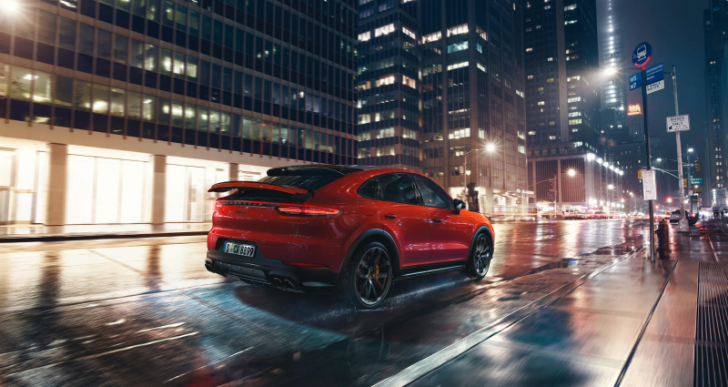 2020 Porsche Cayenne Coupe Defies Classification to Deliver the Best of All Worlds