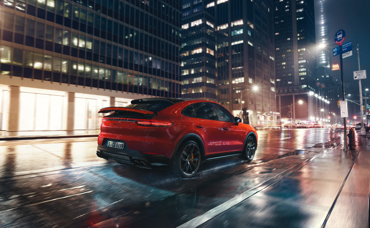 2020 Porsche Cayenne Coupe Defies Classification To Deliver The Best Of All Worlds American Luxury