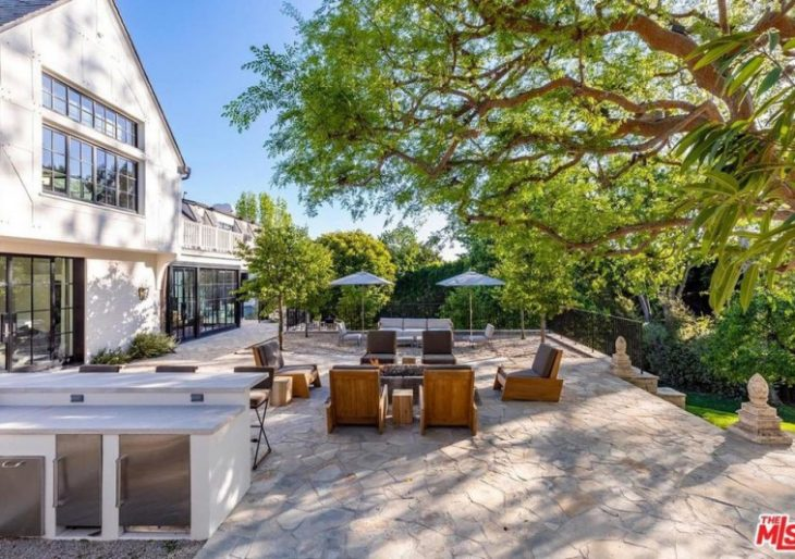 Adam Levine and Behati Prinsloo List Tastefully Updated Mansion in the 90210 for $47.5M
