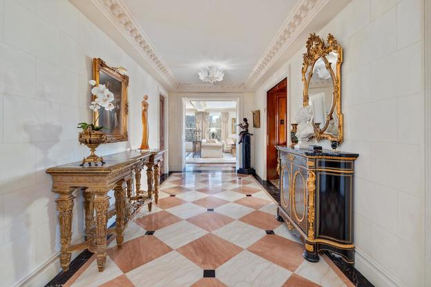 Allen Simon, Inventor of Wee Wee Pads, Lists Marvelously Ornate Fifth Avenue Apartment for $40M