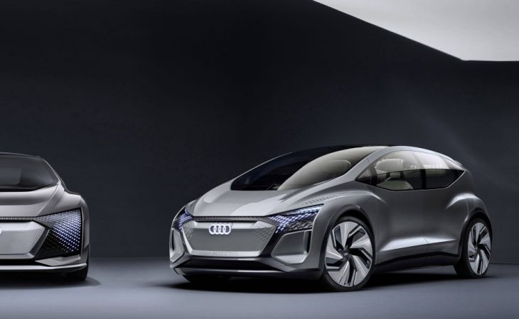 Audi Ponders the Future of Urban Mobility With AI:ME Concept