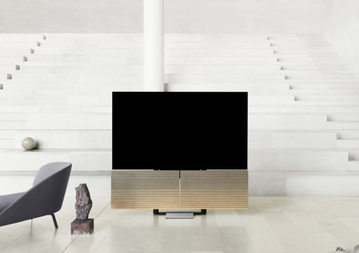 B&O's $20K BeoVision Harmony TV Hides When Not in Use