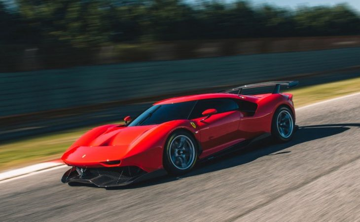 Ferrari Draws on 1960s Prototypes to Deliver Blistering P80/C One-Off
