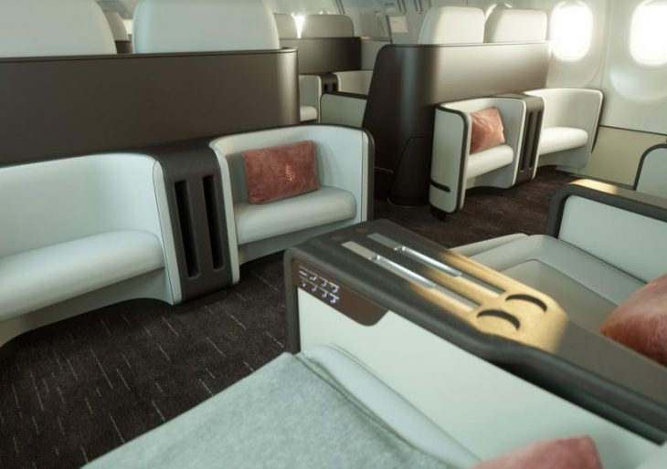 Four Seasons Unveils New Plane for 'Private Jet' Global Adventure