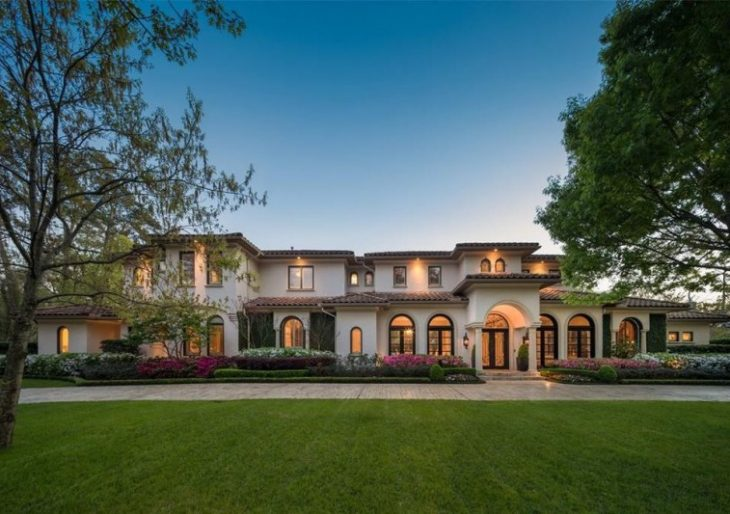 Golf Champion Mark O'Meara Seeks Buyer for Mediterranean-Style Mansion in Houston at $3.7M