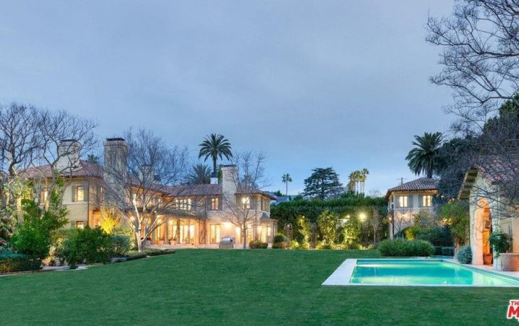 Jim Belushi's Lavish Brentwood Spread Asking $28M, Down From $38.5M