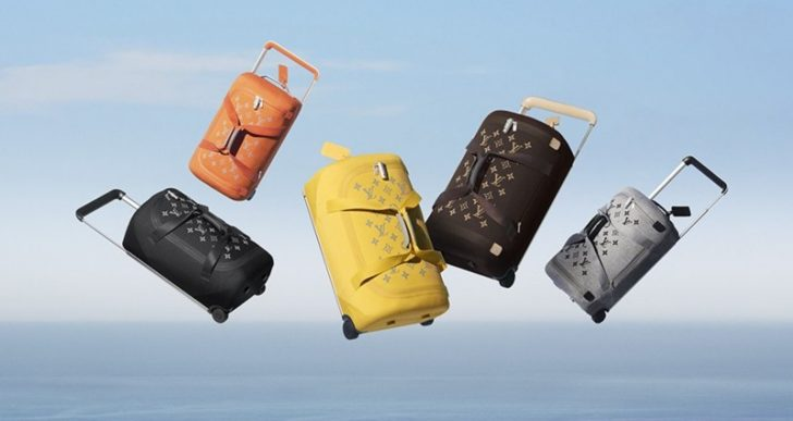 Louis Vuitton Introduces New 'Horizon' Luggage Collection